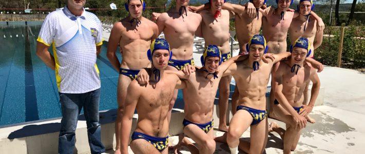Water Polo U17 : Demi-Finale Excellence à Aix-en-Provence