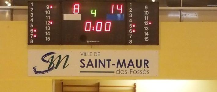 Water-Polo N2 : Un match en demi teinte contre Thionville