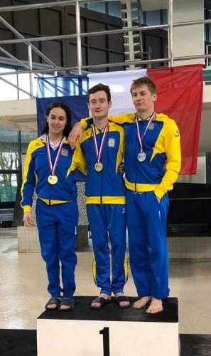 Nos médaillés en HV